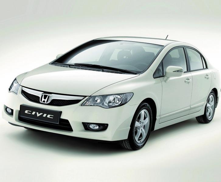 Honda Civic Hybrid oferowana jest tylko w wersji sedan.