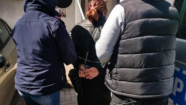 30-letnia złodziejka okradła staruszkę na osiedlu Piasta w Białymstoku