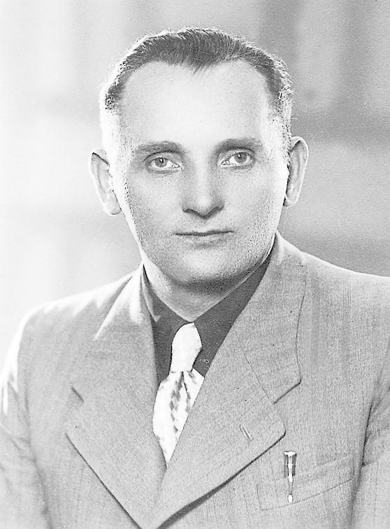 Ottomar Piper, zdjęcie z rodzinnego albumu