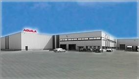 Aquila Brzeg inwestuje w SkrabimierzuZakład Aquila we Wrześni uruchomiono w grudniu 2005 roku. Ten, który powstanie w Skarbimierzu, ma być podobny.