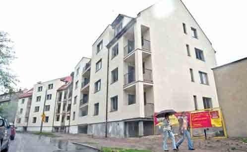 Słupsk osiedleW nowym budynku przy ul. Małachowskiego w Słupsku do sprzedaży jest 47 mieszkań.