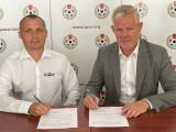 Firma KEEZA została partnerem technicznym Łódzkiego Związku Piłki Nożnej