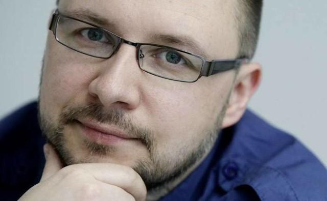 Tomasz Kubik, sekretarz redakcji