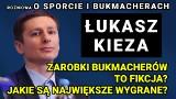 TOTAL SPORT: Łukasz Kieza o zakładach bukmacherskich (WIDEO)