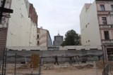 Kamienica przy ul. Piotrkowskiej 58 zostanie odbudowana? [ZDJĘCIA]