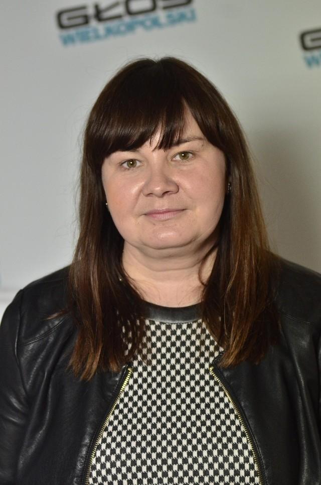Agnieszka Zmudzińska z US Poznań Grunwald