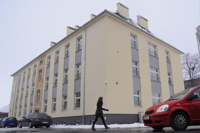 Nowy budynek Politechniki Opolskiej