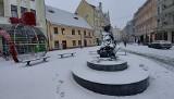 Pogoda w Lubuskiem. Spadł śnieg! W następnych dniach pogoda jednak znacząco się zmieni
