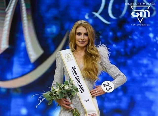Luiza Szczerbowska, najpierw zdobyła tytuł wicemiss Beskidów. W finale Miss Polski internauci wybrali Luizę swoją królową