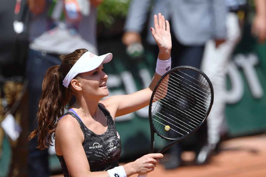 Agnieszka Radwańska to juniorska mistrzyni i seniorska ćwierćfinalistka Roland Garros.
