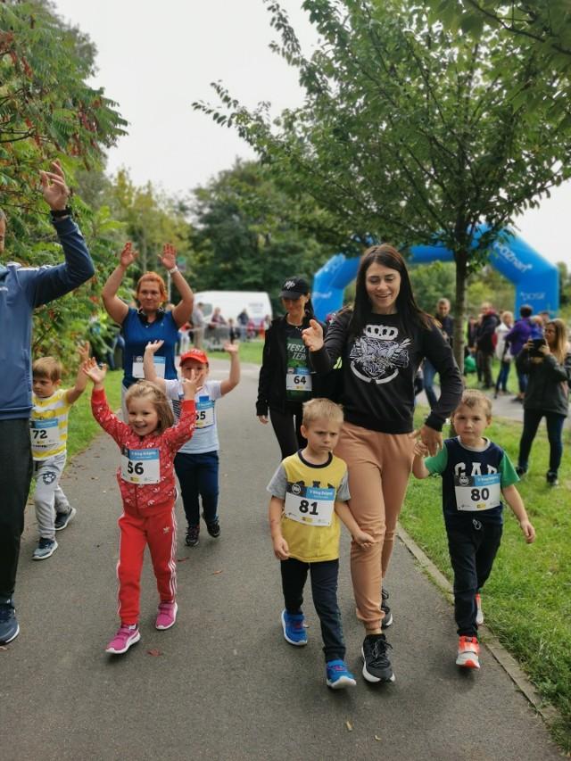 W niedzielę, 19 września odbył się na szachtach w Poznaniu V Bieg Enigmy. Do rywalizacji na dystansach od 100 metrów do 10 km stanęło około 140 zawodników, zarówno biegaczy jak i miłośników Nordic Walking.Zobacz zdjęcia -->