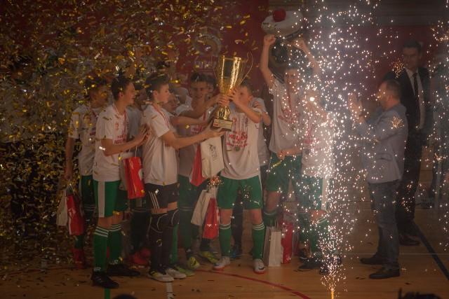Mistrzostwa Polski U14 w Futsalu w Ustce