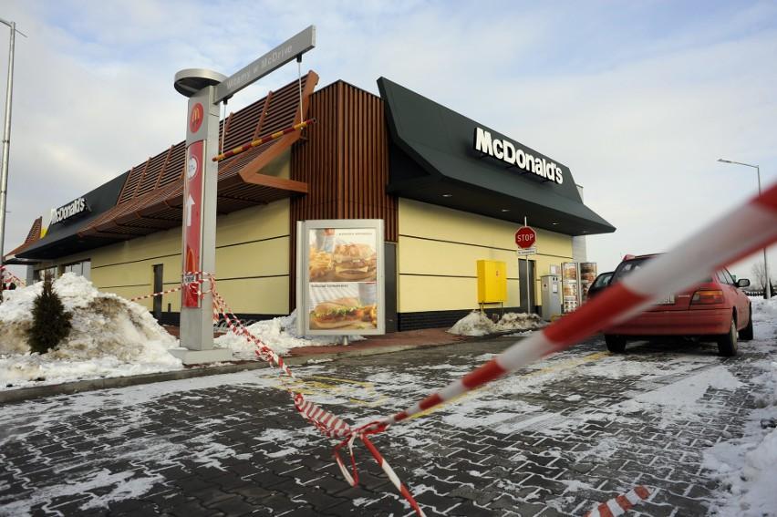 Mamy dobrą wiadomość. McDonalds' pojawi się również w...