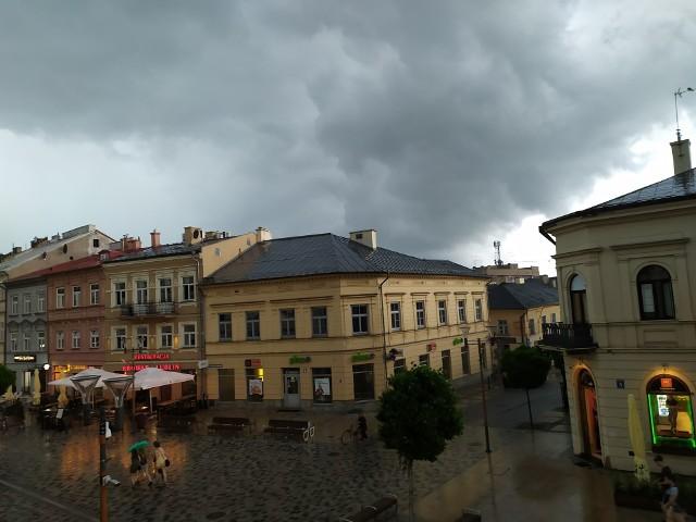 Instytut Meteorologii i Gospodarki Wodnej wydał ostrzeżenie I stopnia dla woj. lubelskiego
