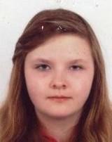 Zaginęła 16-letnia Agnieszka Sobczyk z powiatu gdańskiego