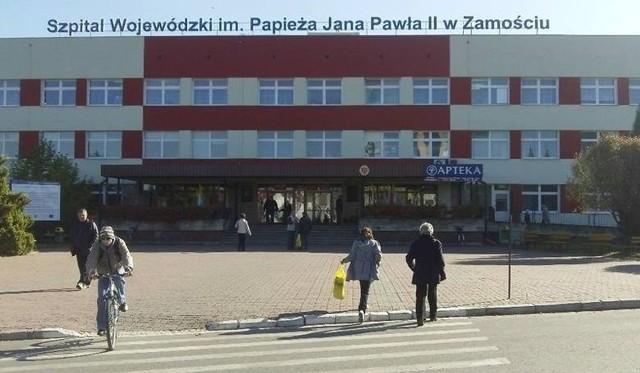 Szukają nowego dyrektora do szpitala w Zamościu