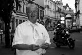 Odszedł Aleksander Giertler. Człowiek sercem i duszą zaangażowany w sport i turystykę