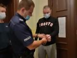 Tomasz S., który z siekierą wszedł do Ratusza w Grudziądzu i groził sekretarce prezydenta usłyszał wyrok