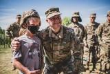 Terytorialsi i żołnierze US Army w domu dziecka w Pyrzycach. Zobaczcie zdjęcia