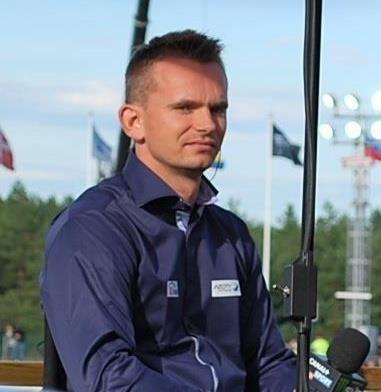 Krzysztof Cegielski.