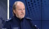 Jankowski: Policja nie przekracza granic na protestach. Wiem, co mówię: moja żona nosi maseczkę z błyskawicą, a teściowa chodzi na marsze