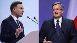 Debata prezydencka Komorowski Duda [TVN] online