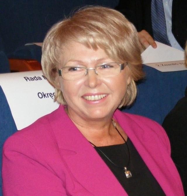 - To nie jest żaden ewenement - Elżbieta Królikowska-Kińska o nieprzyjmowaniu przez Radę Miejska projektów uchwał Komisji Rewizyjnej.