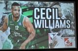 Cecil Williams, dynamiczny atleta, zagra w Stelmecie Enei BC Zielona Góra
