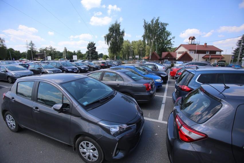 Parkowanie nad Pogorią III i Pogorią IV to problem już od...