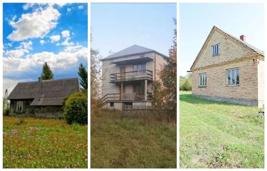 Domy na sprzedaż w województwie podlaskim do 220 tysięcy złotych. Zobacz najtańsze nieruchomości w okolicach Białegostoku [14.09.2020]
