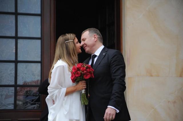 Prezes TVP Jacek Kurski zostanie wkrótce ojcem! Dziecko ma przyjść na świat wiosną