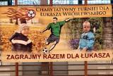 """Turniej charytatywny """" Gramy dla Łukasza"""" w Radzyniu Chełmińskim [zdjęcia z licytacji]"""