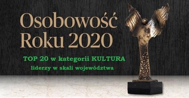 TOP 20 liderów w kategorii KULTURA.Ranking w skali województwa z 04.05.2021 r. z godz. 8:00