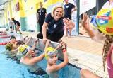 Ostatni w tym roku Otylia Swim Tour za nami. Mistrzyni olimpijska szkoliła dzieci i ich rodziów w Płocku