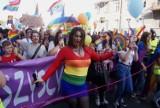 Kalisz: Marsz Równości przeszedł ulicami miasta. Zatrzymano wójta gminy Żelazków [ZDJĘCIA, WIDEO]