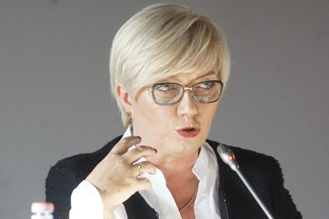 Wyrok TK ws. aborcji. Julia Przyłębska zabrała głos w sprawie