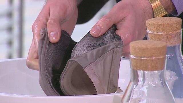 Pranie biustonoszaJak prać i suszyć biustonosz (WIDEO)