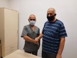Cierpiał na rozwarstwienie aorty po COVID-19. Chirurdzy z USK w Białymstoku wszczepili pacjentowi nowoczesny stentgraft