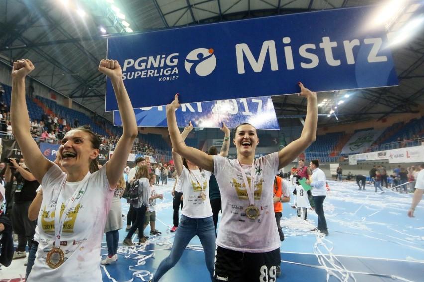 MKS jako mistrz Polski ma szansę gry w elitarnej Lidze Mistrzyń