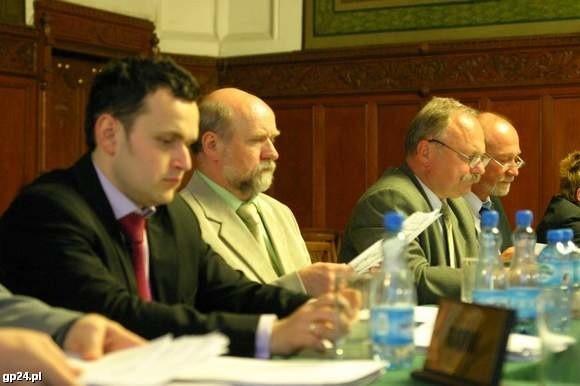 Sesja słupskiej Rady Miejskiej