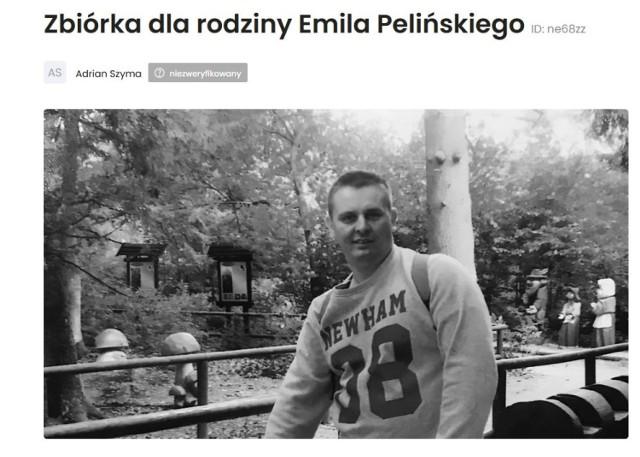 39-letni Emil zmarł w szpitalu w wyniku brutalnego pobicia, do którego doszło w centrum Wielunia. Na niego i jego sześć lat młodszego kolegę napadło kilku 21-latków. Zaatakowano ich zaledwie kilkaset metrów od domu. 39-latek osierocił dwójkę małych dzieci.