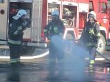 Fałszywy pożar w Barterze
