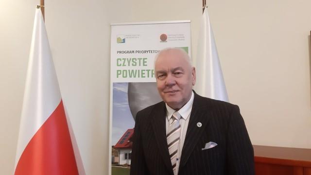 Maciej Stefański, prezes WFOŚiGW w Opolu