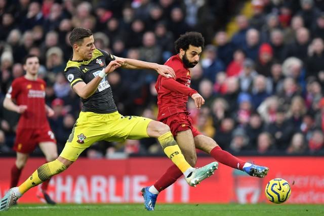 Bednarek nie zatrzymał pędzącego Liverpoolu