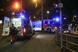 Wrocław: Dramatyczna akcja przy mostach Trzebnickich. Mężczyzna utonął w Odrze