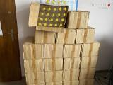 Częstochowska. Policja przejęła 165 tysięcy sztuk papierosów i 900 litrów spirytusu bez polskich znaków akcyzy