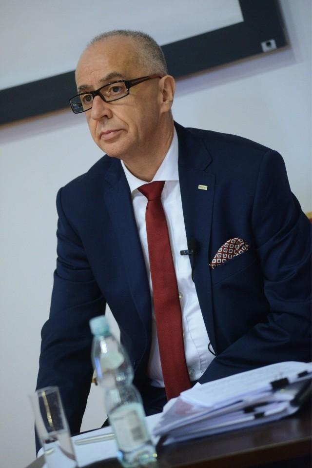 Mirosław Kruszyński został dyrektorem w poznańskim PKP