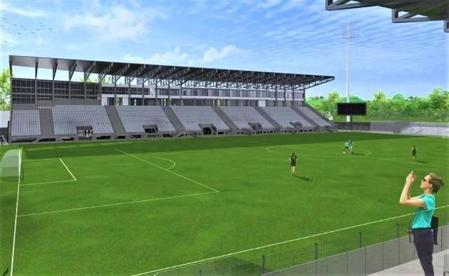 Miasto jest w stanie zapłacić wykonawcy stadionu Sandecji maksymalnie 55 mln złotych