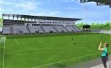 Nowy Sącz. CBA interesuje się pierwszym przetargiem na budowę stadionu Sandecji. Sprawdza dokumenty