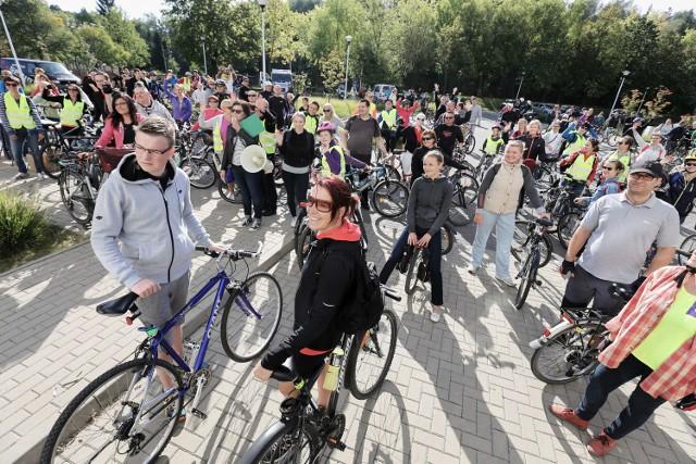 Rower + wyobraźnia = bezpieczna jazda w Białymstoku